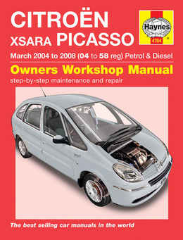 citroen xsara picasso haynes manual repair manual workshop citroen xsara picasso haynes manual repair manual workshop manual service manual 2004 2008