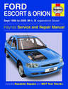 Ford Escort Haynes Manual Repair Manual Workshop Manual Service Manual  1990-2000