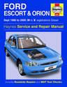 Ford Escort Haynes Manual Repair Manual Workshop Manual Service Manual  1990-2000