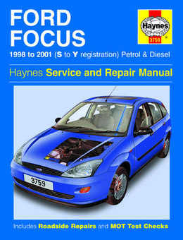 ford focus haynes manual repair manual workshop manual rh ministryofparts com focus workshop manual download ford focus workshop manual