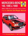 Mercedes Benz 190 190E Haynes Manual Repair Manual Workshop Manual Service Manual