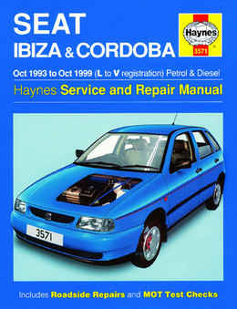 seat cordoba haynes manual repair manual workshop manual rh ministryofparts com workshop repair service manual free download honda accord service repair & workshop manual 2003-07