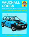 Vauxhall Corsa Haynes Manual Repair Manual Workshop Manual Service Manual  1993-1997
