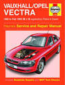 Vauxhall Vectra Haynes Manual Repair Manual Workshop Manual Service Manual 1995-1999