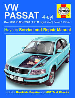 volkswagen passat haynes manual repair manual workshop manual rh ministryofparts com Online Repair Manuals Online Repair Manuals