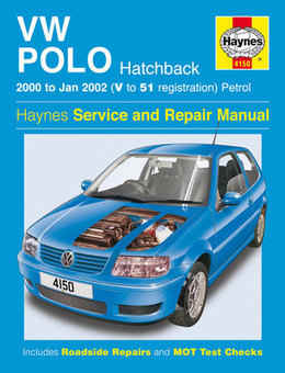 volkswagen polo haynes manual repair manual workshop manual rh ministryofparts com VW Polo 1998 vw polo 1999 service manual pdf