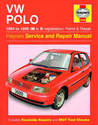 Volkswagen Polo Haynes Manual Repair Manual Workshop Manual Service Manual 1994-1999