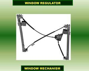 Volkswagen Polo Window Regulator Front Driver Side Five Door Models  2002-2008