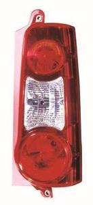 Citroen Berlingo Rear Light Unit Driver's Side Rear Lamp Unit 2008-2012
