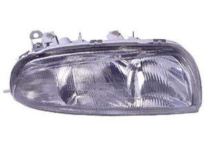 Ford Courier Headlight Unit Driver's Side Headlamp Unit 1996-1999