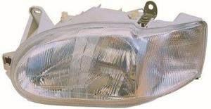 Ford Escort Headlight Unit Passenger's Side Headlamp Unit 1995-2001