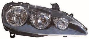 Alfa Romeo 147 Headlight Unit Driver's Side Headlamp Unit 2005-2010