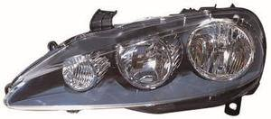 Alfa Romeo 147 Headlight Unit Passenger's Side Headlamp Unit 2005-2010
