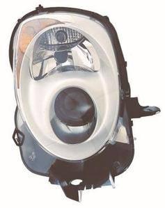Alfa Romeo Mito Headlight Unit Driver's Side Headlamp Unit 2009-2014
