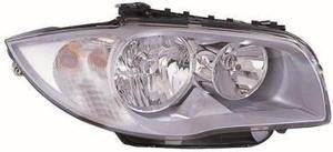 Bmw 1 Series Headlight Unit Driver's Side Headlamp Unit 2004-2007