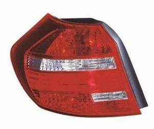 Bmw 1 Series Rear Light Unit Passenger's Side Rear Lamp Unit 2007-2011