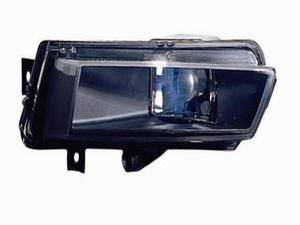 Bmw 1 Series Fog Light Unit Passenger's Side Front Fog Lamp 2007-2011
