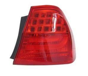 Bmw 3 Series Rear Light Unit Driver's Side Rear Lamp Unit 2008-2012