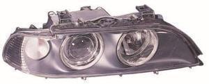 Bmw 5 Series Headlight Unit Driver's Side Headlamp Unit 2000-2003