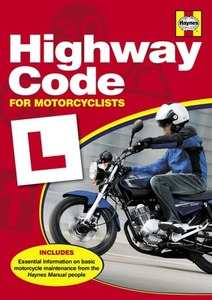 Highway Code Book for Motorcyclists Highway Code Guide