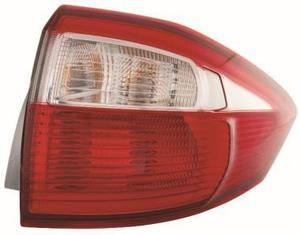 Ford C-Max Rear Light Unit Driver's Side Rear Lamp Unit 2010-2013