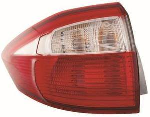 Ford C-Max Rear Light Unit Passenger's Side Rear Lamp Unit 2010-2013