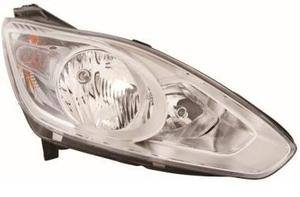 Ford C-Max Headlight Unit Driver's Side Headlamp Unit 2010-2013