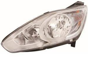 Ford C-Max Headlight Unit Passenger's Side Headlamp Unit 2010-2013