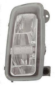 Ford B-Max Fog Light Unit Driver's Side Front Fog Lamp 2012-2014