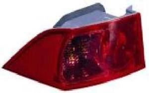 Honda Accord Rear Light Unit Passenger's Side Rear Lamp Unit 2003-2005