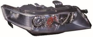 Honda Accord Headlight Unit Driver's Side Headlamp Unit 2003-2005