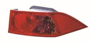 Honda Accord Rear Light Unit Driver's Side Rear Lamp Unit 2006-2008