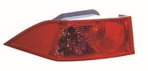 Honda Accord Rear Light Unit Passenger's Side Rear Lamp Unit 2006-2008