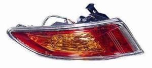Honda Civic Rear Light Unit Passenger's Side Rear Lamp Unit 2005-2012