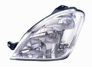 Iveco Daily Headlight Unit Passenger's Side Headlamp Unit 2007-2012