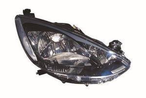 Mazda 2 Headlight Unit Driver's Side Headlamp Unit 2007-2013