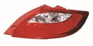 Mazda 2 Rear Light Unit Driver's Side Rear Lamp Unit 2007-2013