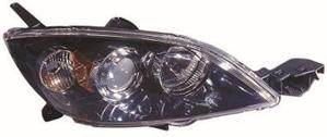Mazda 3 Headlight Unit Driver's Side Headlamp Unit 2004-2009