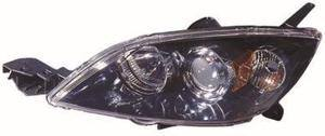 Mazda 3 Headlight Unit Passenger's Side Headlamp Unit 2004-2009