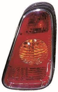 Mini Rear Light Unit Driver's Side Rear Lamp Unit 2001-2004