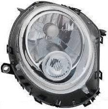 Mini Headlight Unit Driver's Side Headlamp Unit 2006-2014