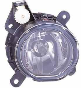 Mini Fog Light Unit Driver's Side Front Fog Lamp 2001-2006