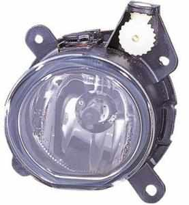 Mini Fog Light Unit Passenger's Side Front Fog Lamp 2001-2006