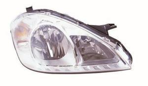 Mercedes Benz A Class Headlight Unit Driver's Side Headlamp Unit 2008-2012