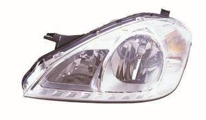 Mercedes Benz A Class Headlight Unit Passenger's Side Headlamp Unit 2008-2012