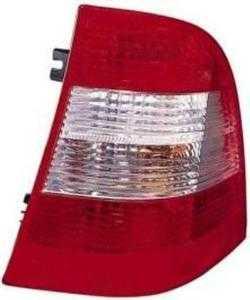 Mercedes Benz ML Rear Light Unit Driver's Side Rear Lamp Unit 2001-2006