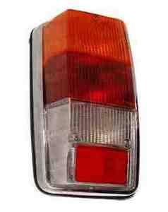 Austin Mini Rear Light Unit Driver's Side Rear Lamp Unit 1970-1989