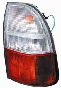 Mitsubishi L200 Rear Light Unit Driver's Side Rear Lamp Unit 2000-2006