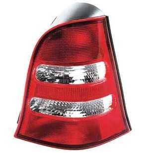 Mercedes Benz A Class Rear Light Unit Driver's Side Rear Lamp Unit 2001-2005