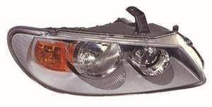Nissan Almera Headlight Unit Driver's Side Headlamp Unit 2003-2006
